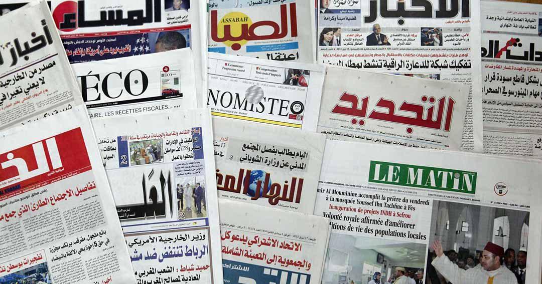 """صحف:  """"البلوكاج"""" يدفع مقاولات للإفلاس"""