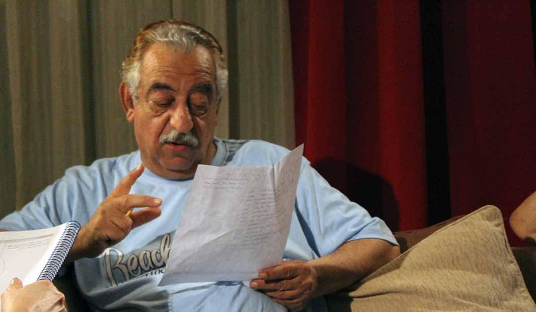 وفاة الفنان المصري أحمد راتب