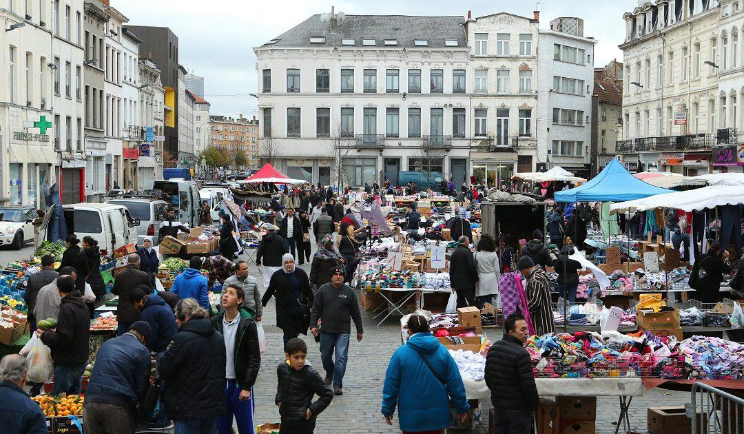 السلطات البلجيكية تُغرم 350 اورو لكل تجمع سكني يضم 3 مغاربة