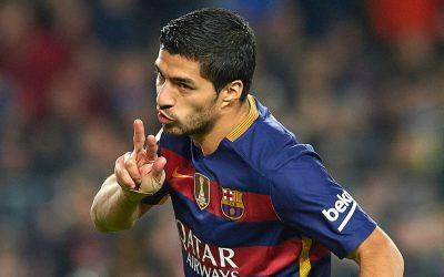 بعد نيمار برشلونة يجدد عقد سواريز حتى العام 2021