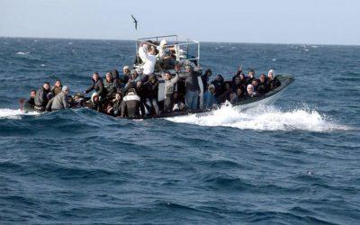 اختفاء قارب للهجرة السرية به أبناء من كلميم وسيدي افني
