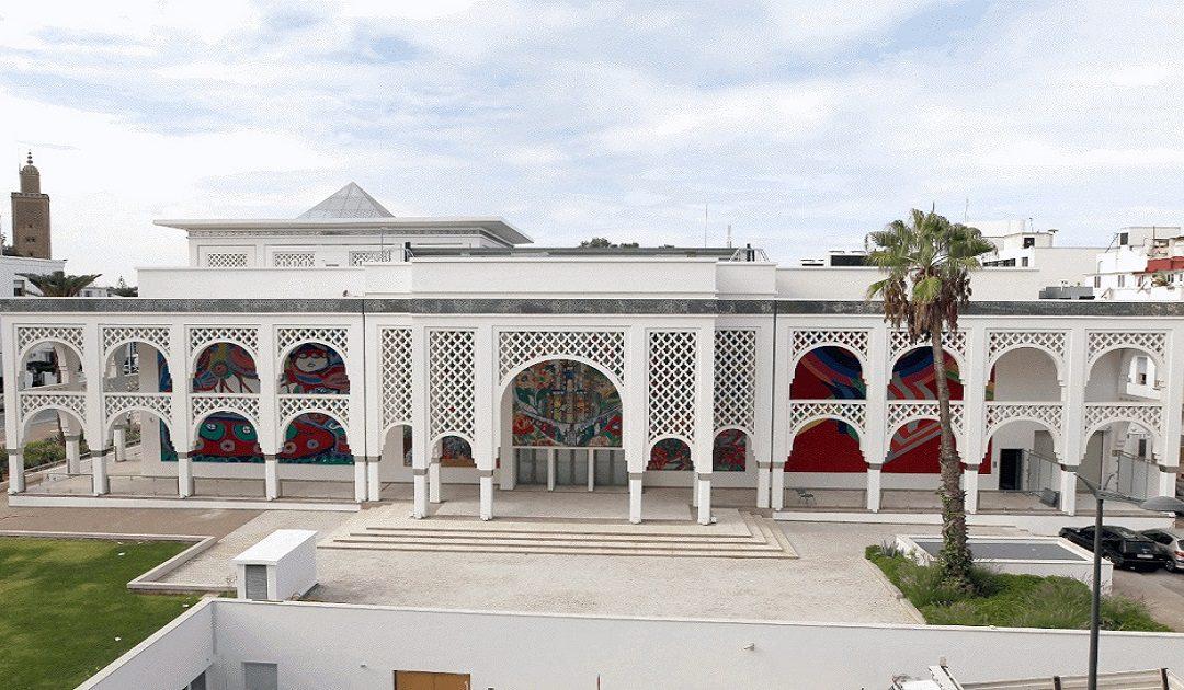 متحف محمد السادس للفن المعاصر أيقونة الذاكرة الثقافية للمملكة