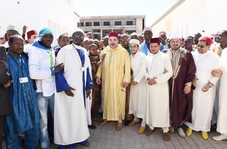 المغرب منبع للعلم ونموذج للإسلام المعتدل بافريقيا