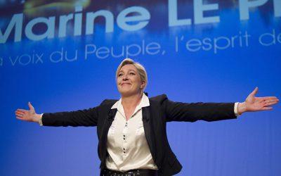 مارين لوبان : الإتحاد الفرنسي أخر فرنسا