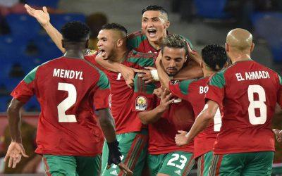 المنتخب المغربي يترقي إلى المركز 48 في تصنيف الفيفا