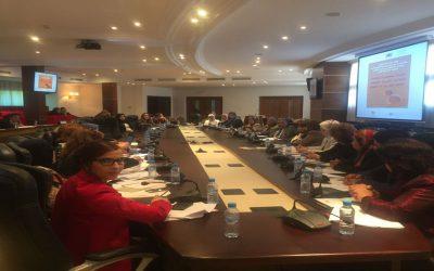 ائتلاف البرلمانيات العربيات  يصدر مشروع قانون لمناهضة العنف ضد النساء