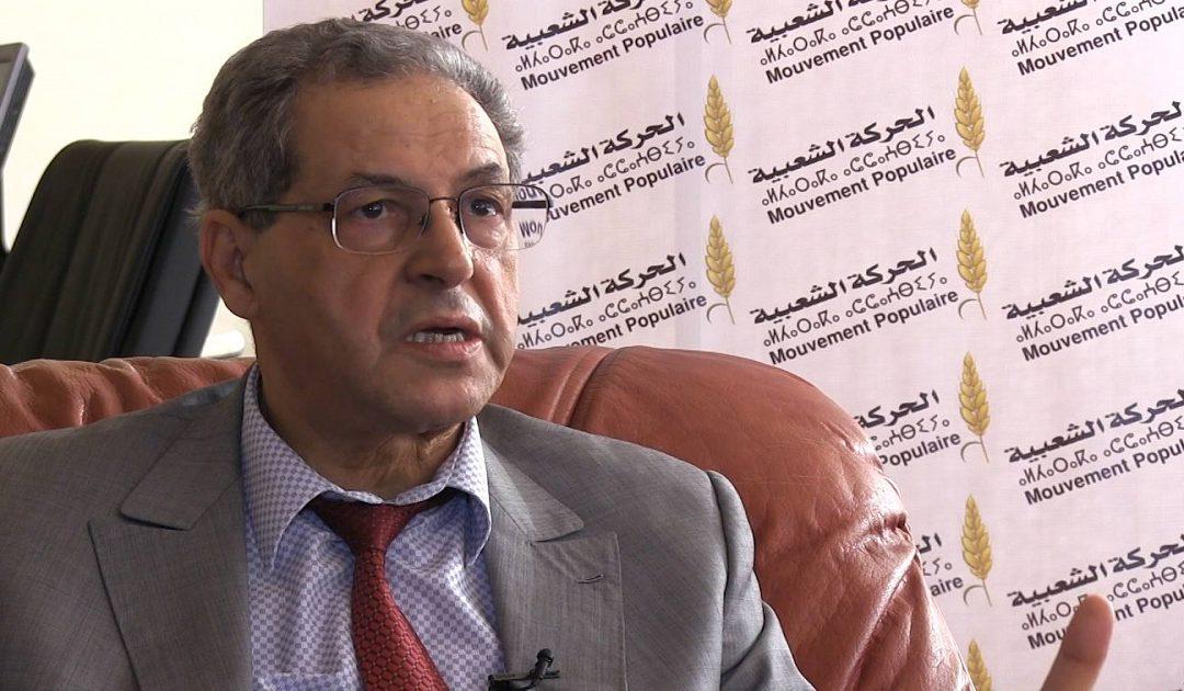 العنصر: إعفاء بنكيران قرار حكيم ومنسجم مع الوثيقة الدستورية