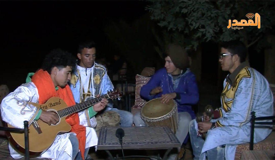 مرزوكة براذرز: فرقة موسيقية تحاكي العمق الإفريقي