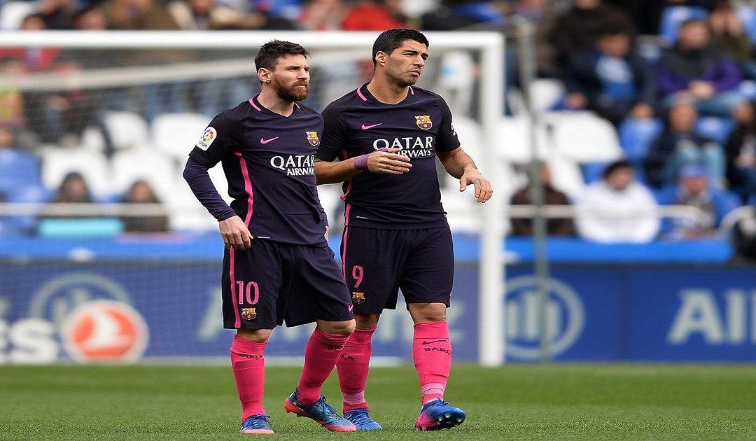 """ديبورتيفو يقسو على برشلونة بثنائية ويبدد انتعاشة """"الريمونتادا الأوروبية"""""""