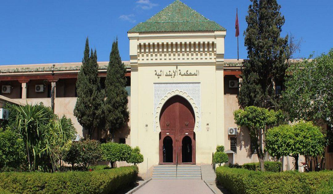 إحالة منتحل صفة خليفة قائد على النيابة العامة بابتدائية مراكش