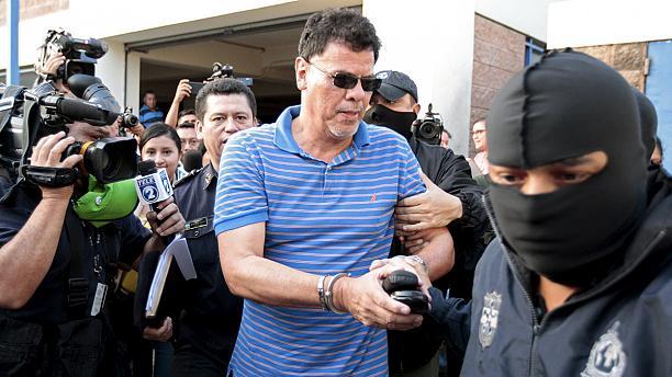 """فضائح """"فيفا"""".. السجن ثمانية أعوام للرئيس السابق لاتحاد السلفادور"""