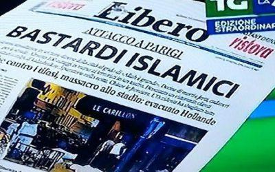 """إيطاليا: محاكمة رئيس تحرير جريدة وصف المسلمين بـ""""الأنذال"""""""