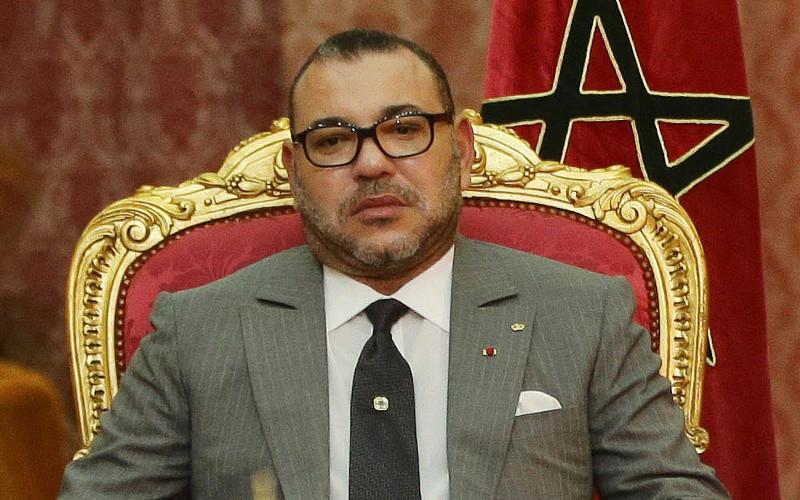 رئيس جمهورية إفريقيا الوسطى يشكر الملك