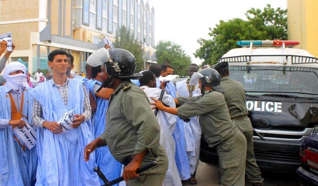 احتجاجات في موريتانيا وحديث عن اعتقالات…