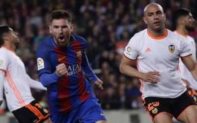 برشلونة يشدد الخناق على الريال و ضغط اللقب يزيد على الفريقين