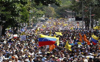 البرلمان الأوروبي يندد بقمع السلطات الفينزويلية للمتظاهرين