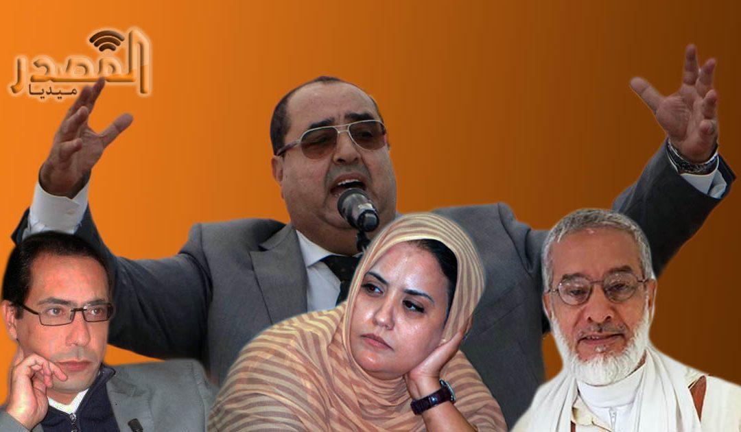 اتحاديون ينددون بلجوء لشكر لوزارة الداخلية بدل أجهزة الحزب