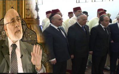 اليهود المغاربة يقررون رفع دعوى ضد الداعية زغلول النجار