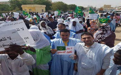 احتـجاجات بنواكشوط تنذر بإنفجار وشيك في موريتانيا