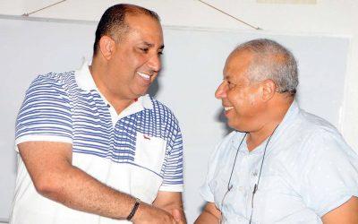 الرجاء البيضاوي ينفصل عن المدرب امحمد فاخر