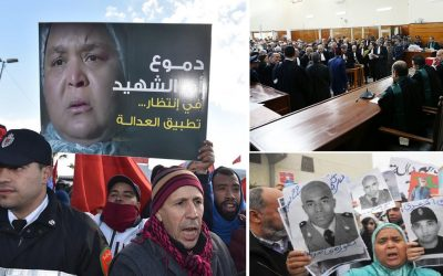 المحكمة ترفض إجراء خبرة طبية دولية على المتابعين في أحداث مخيم اكديم ازيك لعدم قانونيتها