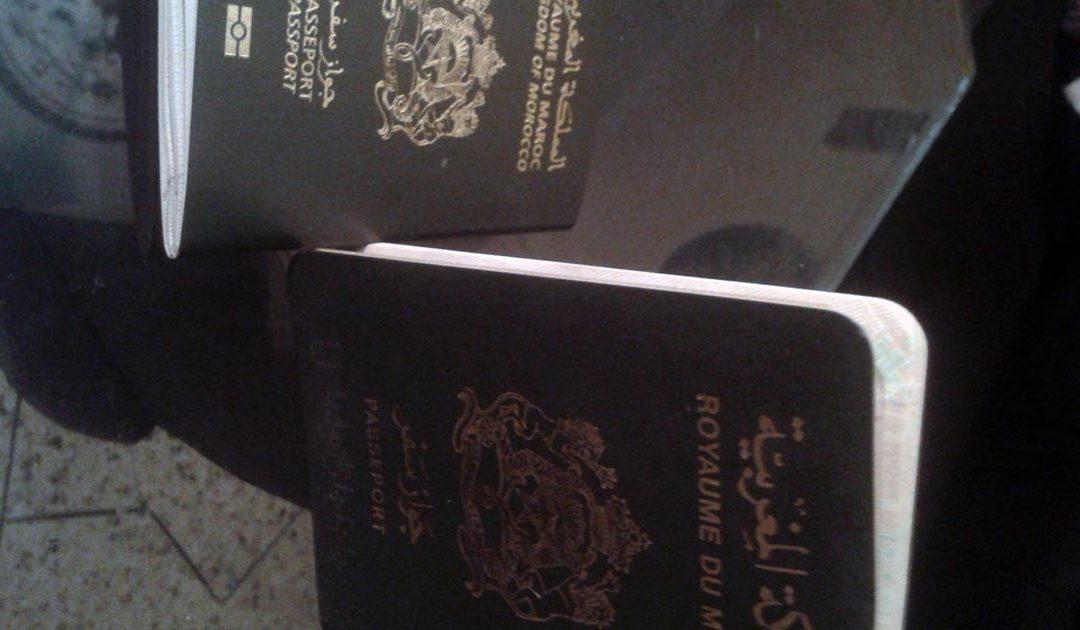 تفكيك شبكة إجرامية بمليلية مختصة في تزوير جوازات السفر وبيعها للمغاربة