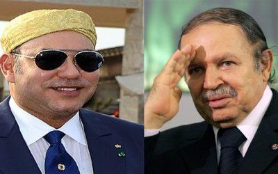 بوتفليقة يهنئ الملك محمد السادس بمناسبة حلول شهر رمضان
