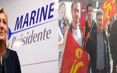 """مغاربة ينددون بالبرنامج الانتخابي لـ """"مارين لوبين"""""""