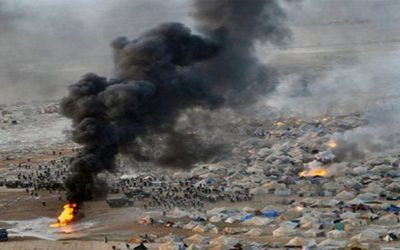حقائق جديدة عن تفكيك مخيم اكديم ازيك والعثور على أموال جزائرية بحوزة المتهمين