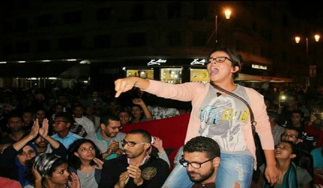 """بشرى غزلاني: حزب الطليعة دعم """"حراك الريف"""" وريافة من حقهم رفض وساطة الدكانين الانتخابية"""