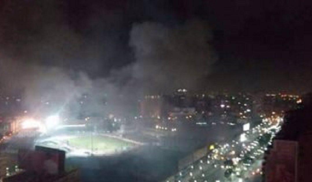 إدارة نادي الزمالك تفتح تحقيقا لمعرفة أسباب اندلاع حريق بمقر النادي