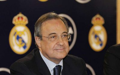 رئيس ريال مدريد يخطط لأغلى صفقة في تاريخ كرة القدم