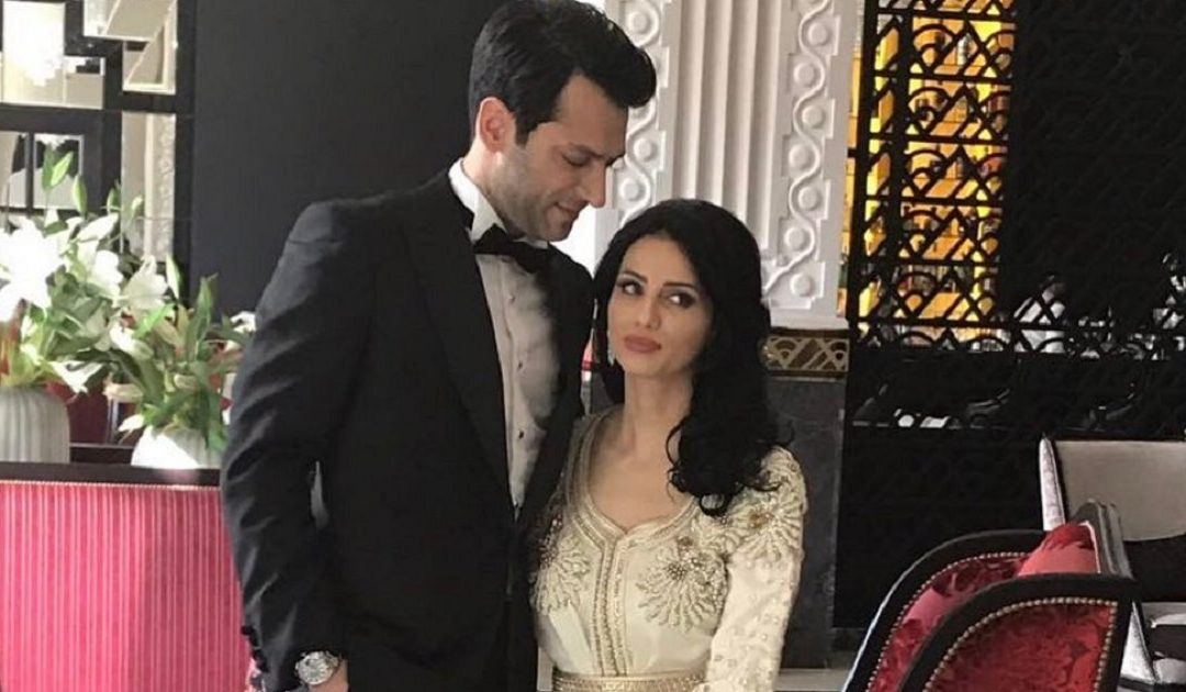 ايمان باني وزوجها في ضيافة رجب طيب أردوغان برمضان