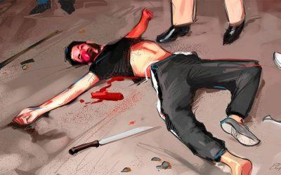 """أزيلال: البحث عن """"إبن"""" يشتبه في قتله لوالده بطريقة بشعة"""