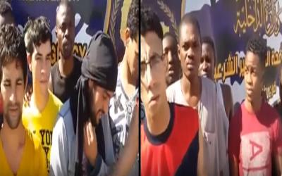 شباب مغاربة عالقون بالأراضي الليبية يوجهون نداء إستغاثه للملك