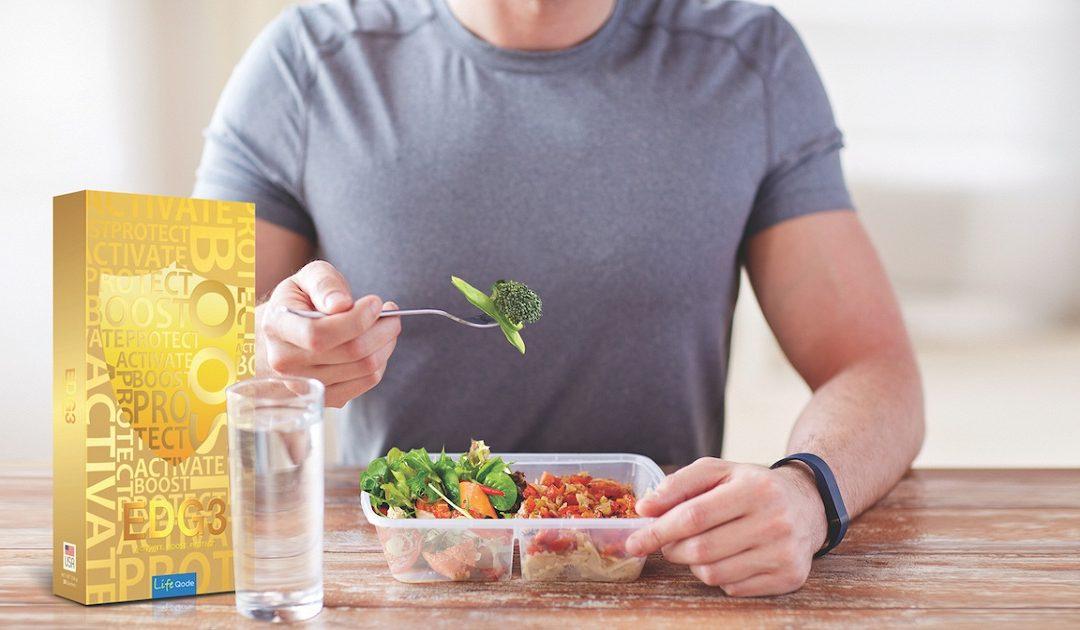 تخلص من سموم جسمك مع منتج  LifeQode EDG3  – مضاد الأكسدة الرئيسي