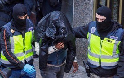 إسبانيا: اعتقال 3 اشخاص بينهم مغربي لصلتهم بداعش