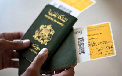 الداخلية تستعد لإسقاط الجنسية المغربية عن كل مهاجر قام بتمزيق جواز سفره المغربي