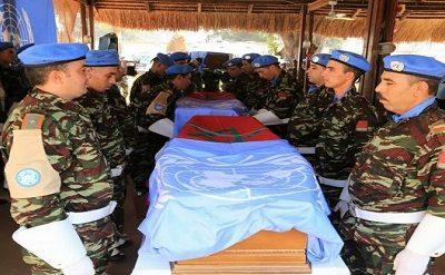 مقتل جندي مغربي وإصابة 3 آخرين في أفريقيا الوسطى
