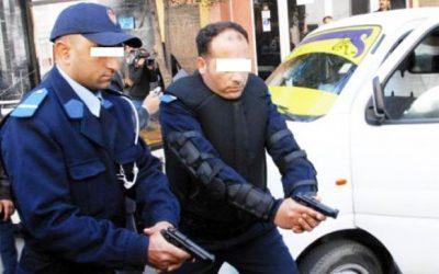 شرطي يطلق خمس رصاصات من سلاحه الوظيفي بالرباط