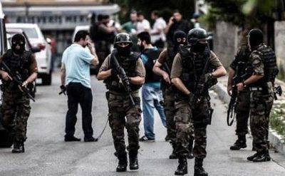 مقتل 5 مسلحين من تنظيم داعش بتركيا