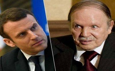 """بوتفليقة يطالب مستعمر الأمس """"فرنسا"""" بالاعتراف بما اقترفه في حق الجزائر من """"شر ونكال"""""""