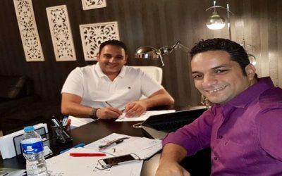 أكرم حسني يخوض أول بطولة مطلقة له في مسلسل جديد