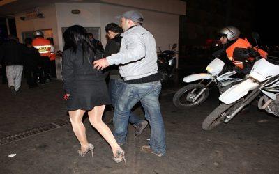 مراكش: توقيف ازيد من أربعين شخصا ضمنهم قاصرات بأحد الملاهي الليلية