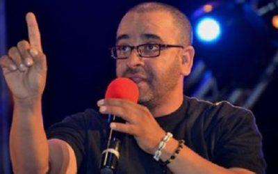 """الكوميدي رشيد أسلال:""""انتقاد السياسة في الكوميديا أمر لا مفر منه"""""""