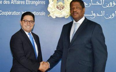 المغرب في طريقه للانضمام  للمجموعة الاقتصادية لدول غرب إفريقيا