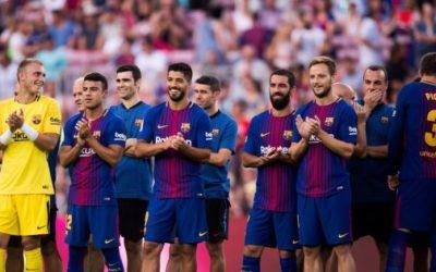 برشلونة يتعاقد رسميا مع بديل نيمار