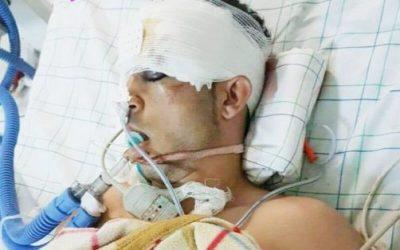 """مقرب من """"عماد العتابي"""" يكشف حالته الصحية"""