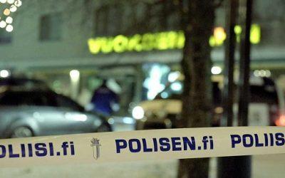 بعد برشلونة..إصابة عدة اشخاص في بفنلندا