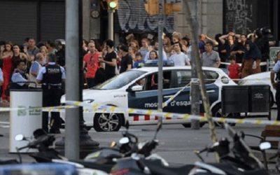 إسبانيا: مقتل 4 ارهابيين بعد هجوم  برشلونة +فيديو